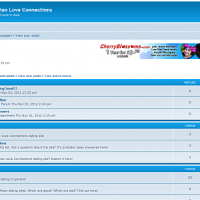 phpBB Forum Screenshot